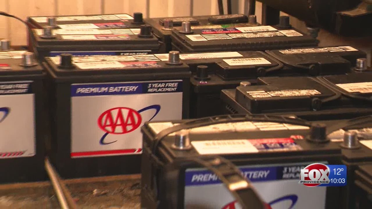 Aaa Have Your Car Battery Tested Before Cold Weather Hits