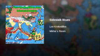 Sidewalk Blues