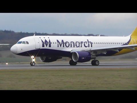 Plane Spotting at London Luton Airport, LTN - 08-01-17