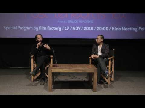 Q&A with Carlos Reygadas and Apichatpong Weerasethakul introduced by Béla Tarr