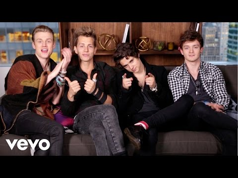 The Vamps - The Vamps Welcome Shawn Mendes to LIFT (VEVO LIFT)