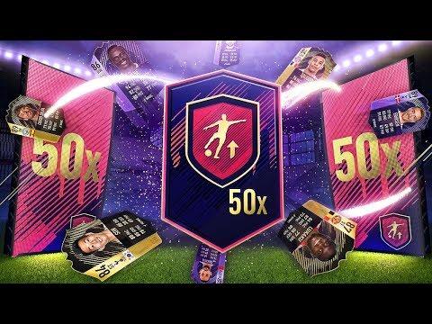 50 X 81+ PLAYER PACKS!