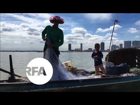 Power Stacked Against SE Asia's Poor as China Dams Mekong | Radio Free Asia (RFA)