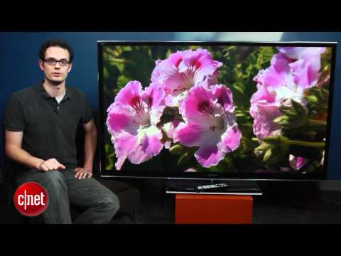 First Look Panasonic's best ever plasma TV