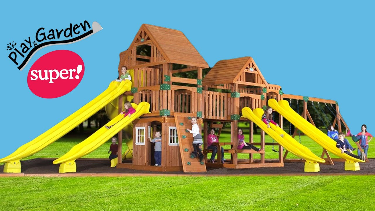 Best Play Garden For Kids