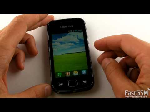 Unlock Samsung Galaxy Gio, S5660 and S5660L