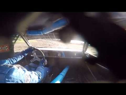 Route 66 motor speedway street stock 05-21-16 heat race  58x