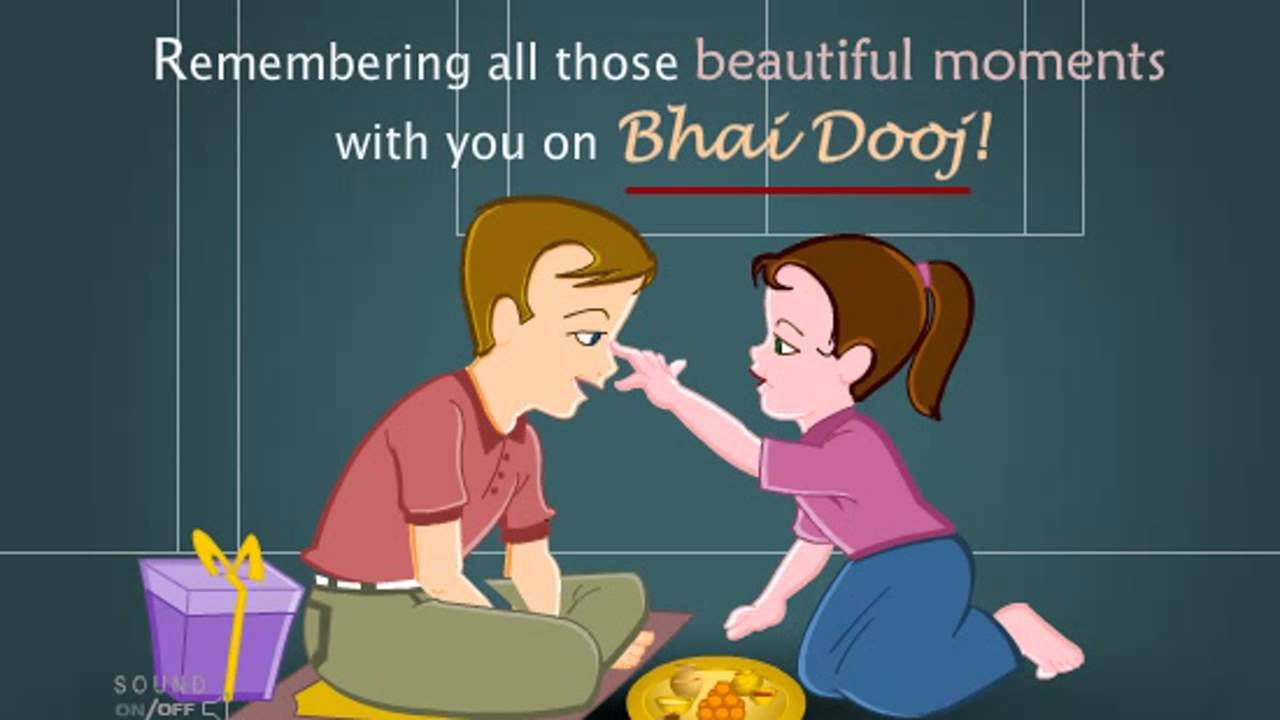 Bhai dooj bhai phonta wishes messages ecards greetings bhai dooj bhai phonta wishes messages ecards greetings card video 02 03 youtube m4hsunfo
