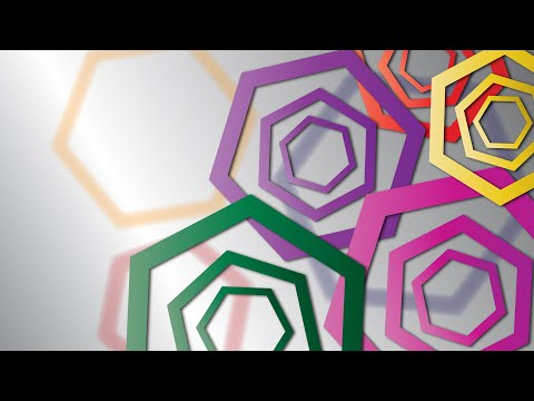 Create Abstract Background Design In Adobe Illustrator CC | Knack Graphics |