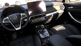 2019 BYD Song EV500 SUV Full Car Overview 2019. 500 км на одной зарядке