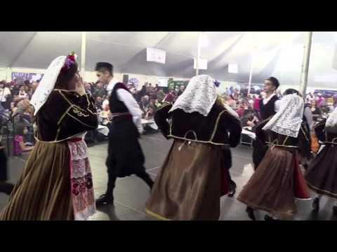 2016 Greek Festival (Greek Dances) May 13