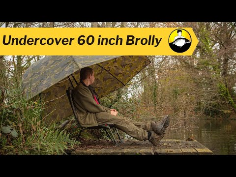 Solar Products | Undercover Camo 60 inch brolly