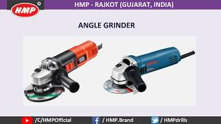 Hand Drill Hammer Drill Angle Grinder Cut Off Blower Power Tools Rajkot Gujarat