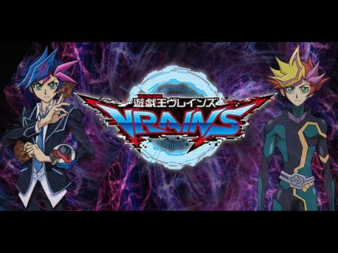 Yu - Gi - Oh Vrains Opening Full ♪♫With the Wind♫♪Tommy