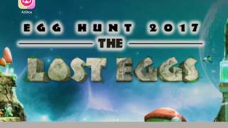 Roblox | Egg Hunt 2017: The Lost Eggs Part 1 [293]