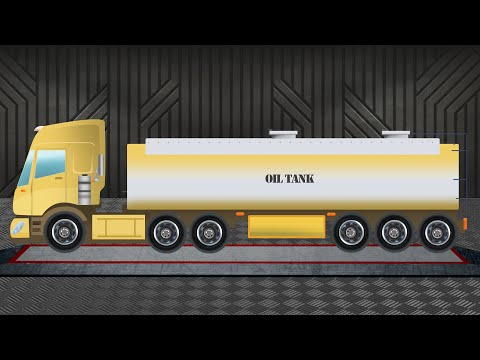 Oil Tank Truck | Formation & Uses | Vehicle for children