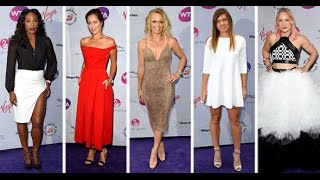 Best Dressed | 2016 WTA Pre-Wimbledon Party presented by Dubai Duty Free