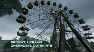Call of Duty 4: Modern Warfare Intro HD