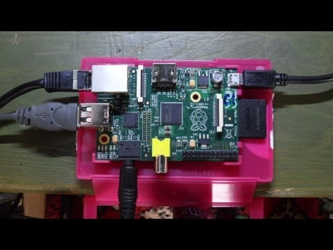 Raspberry Pi Garage Door Opener - Integrated With Asterisk