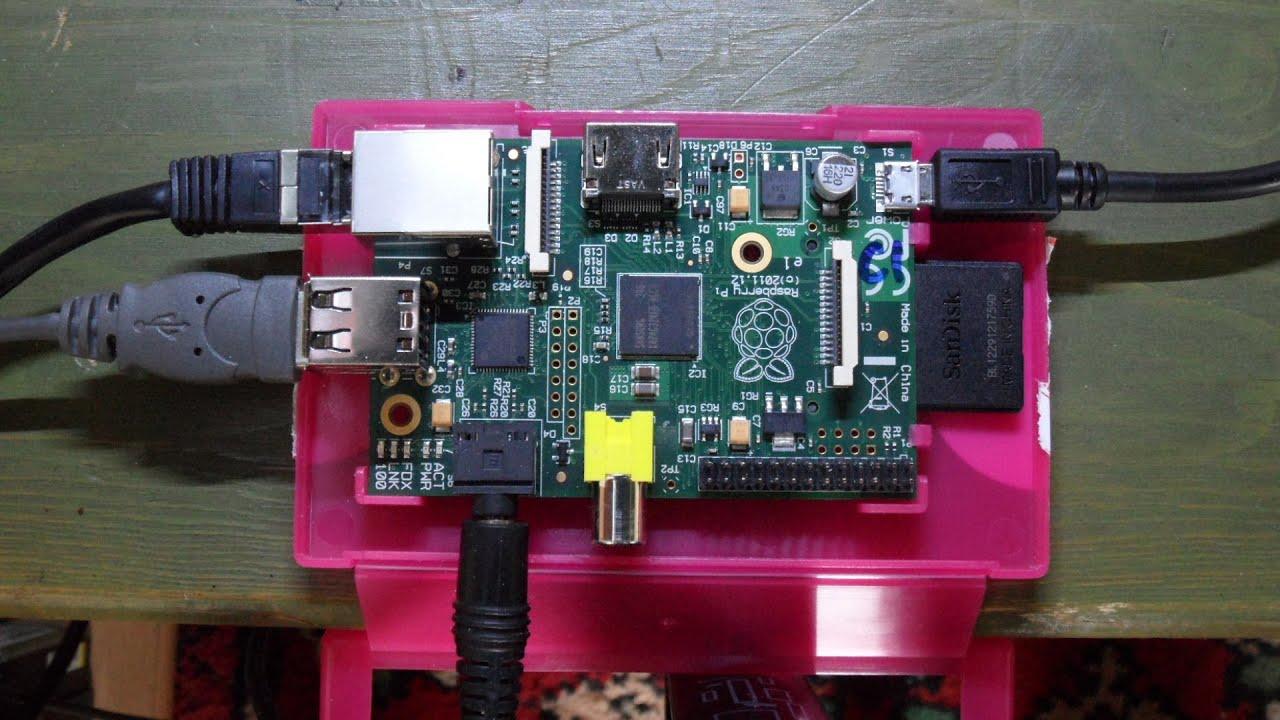 Raspberry Pi Garage Door Opener Integrated With Asterisk