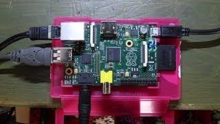 Raspberry Pi Garage Door Opener - Integrated With Asterisk