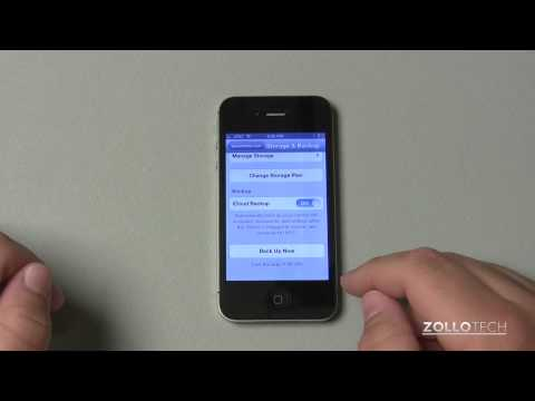How to Backup Your Old iPhone and Restore to iPhone 5