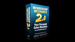 Membership Mechanics Ultra Edition Review and Bonuses by Peter Garety