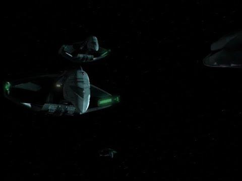 Romulan Vs Bajoran Showdown