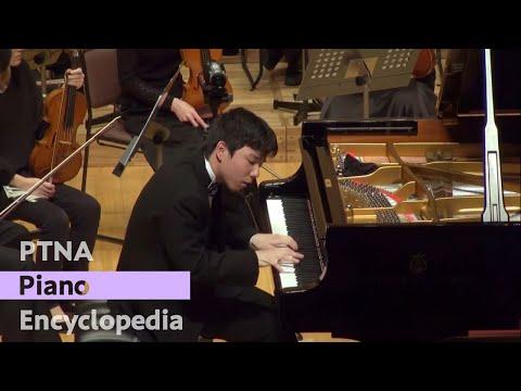 チャイコフスキー:ピアノ協奏曲 第1番/Tchaikovsky Piano Concerto No.1 - Ryota Yamazaki (Grand prix 2014, PTNA)