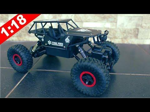 RC Adventure  Rock Crawler 4x4 | Mobil remot offroad Alloy Version | ROCK CLIMBING RC CAR  for kids