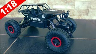 Video Mainan mobil remote control rock crawler 4x4 | 2.4ghz rc  off-road cars toys alloy Version download MP3, 3GP, MP4, WEBM, AVI, FLV November 2018