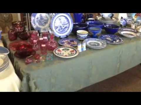 Antique Dealers Inventory Liquidation