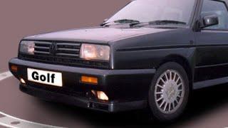 Привод переключения передач. VOLKSWAGEN GOLF II  1982 1991