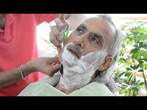 ASMR Turkish Barber Shave