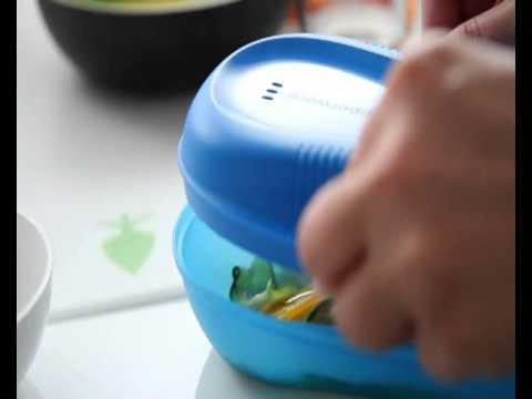 Microondas para recetas tupperware de