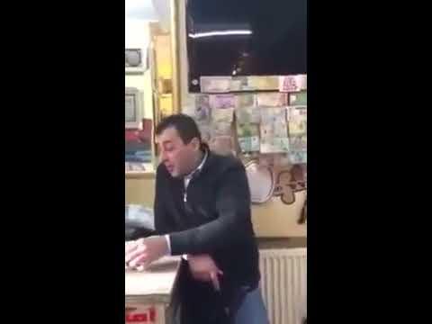 """سوري يفتتح محل في ألمانيا باسم """"يلعن روحك يا حافظ"""""""