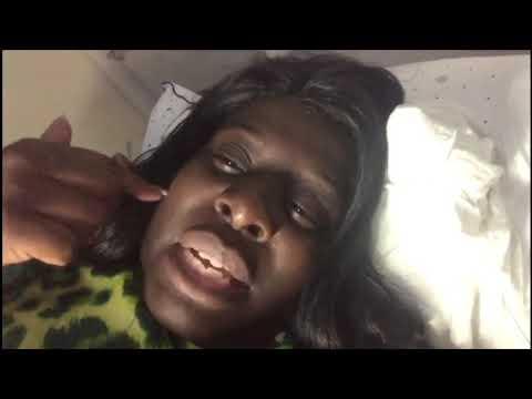 GHANA VLOG I'M IN HOSPITAL GHANA PUBLIC HEALTH CARE