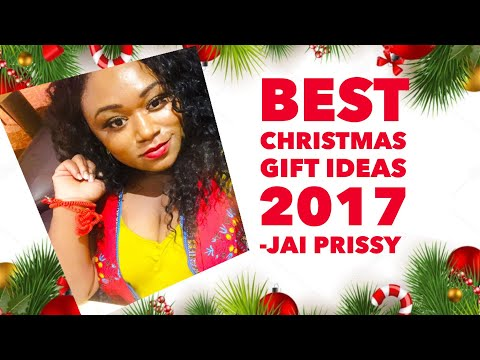 BEST HOLIDAY CHRISTMAS GIFT IDEAS! 2017