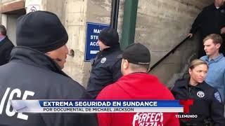 Extrema seguridad en Sundance por documental de Michael Jackson