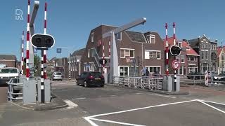 Brug In Maassluis Na Harde Smak Weer Open  Bron: Wos