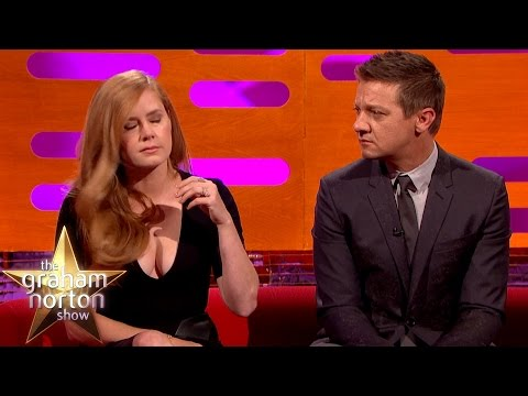 Amy Adams Is Really Good At Crying On Cue  The Graham Norton