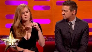 amy adams is really good at crying on cue the graham norton show