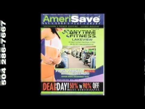 AmeriSave Coupon Magazine - Greater New Orleans Premier Shopping & Savings Coupon Magazine!