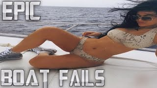 Ultimate Boat Fails Compilation 2016   Part 5 || WinFail Compilations