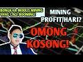 Viral !! Penipuan Modus Mining Coin ?? Profit Perhari ?? Buhsyit !