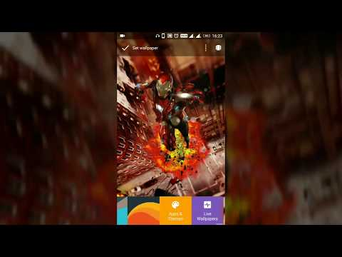 Best Android 3D wallpaper app Marvel Avengers Infinity war collection Orero  to lollipop support