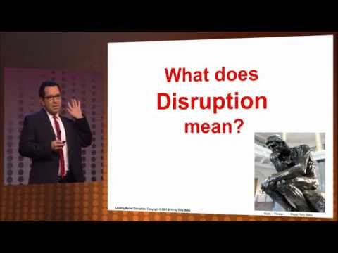 BMC Engage 2014 closing keynote with Tony Seba -- Anticipating & Leading Market Disruption