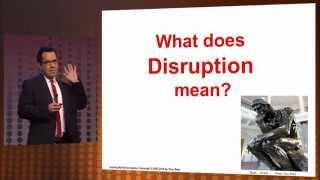 BMC Engage 2014 closing keynote with Tony Seba -- Anticipating & Leading Market Disruption