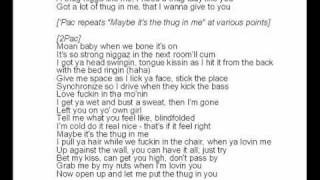 2pac-thug in you thug in me LYRICS