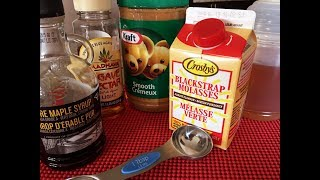 Measuring Honey, Syrup or Molasses without Sticking - Tips & Tricks #19